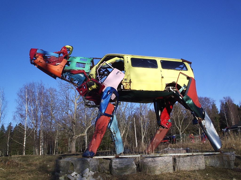 Transformers made in rusia