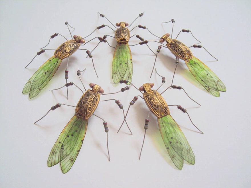 insectos electronicos 6