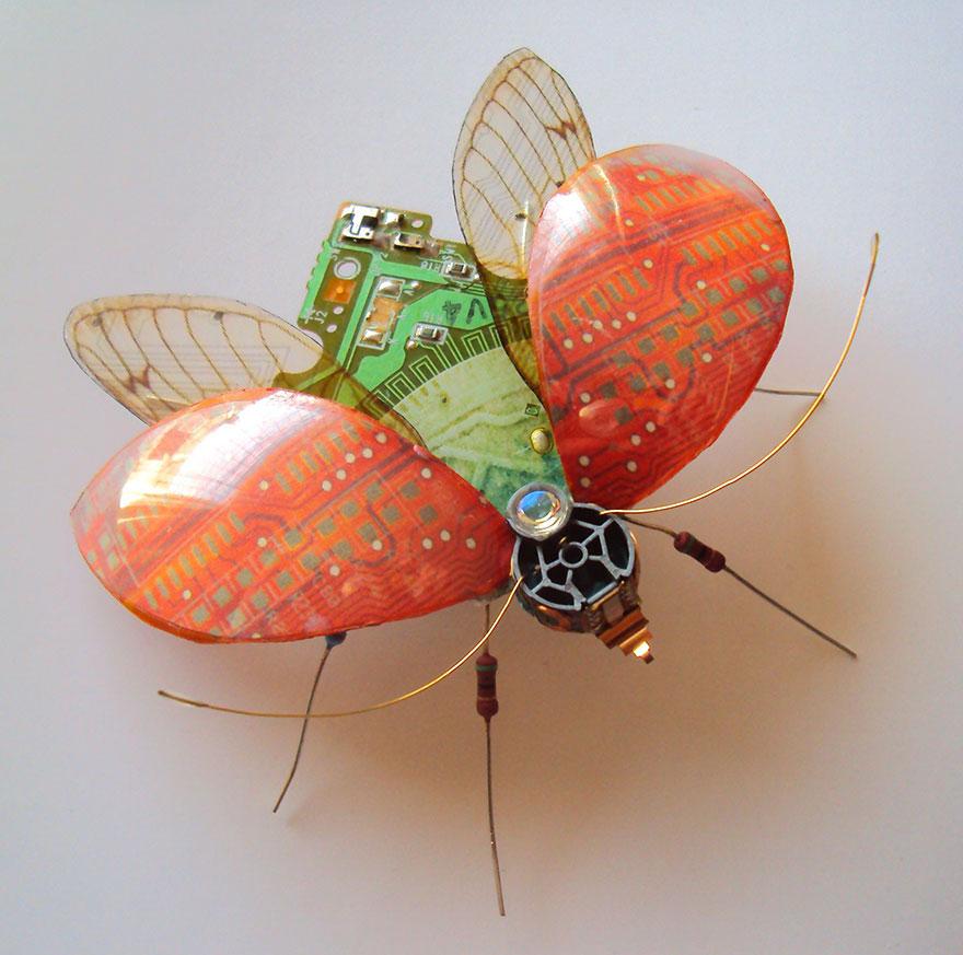 insectos electronicos