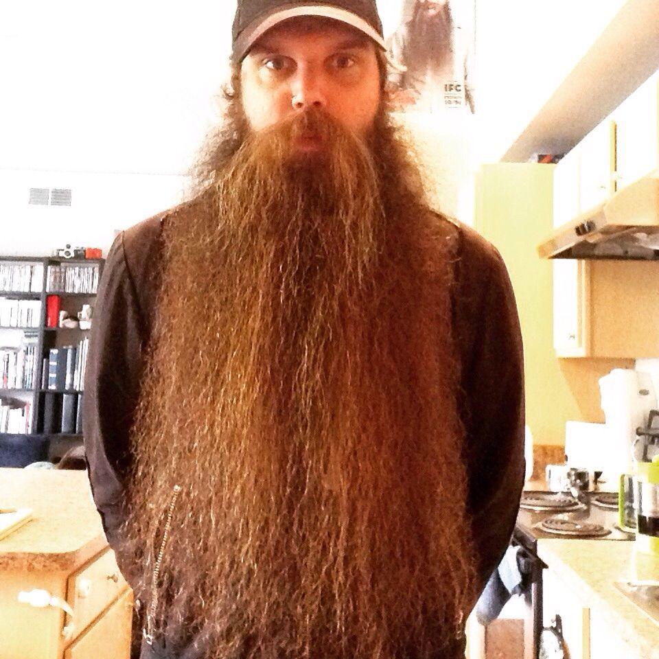 la barba mas larga del mundo