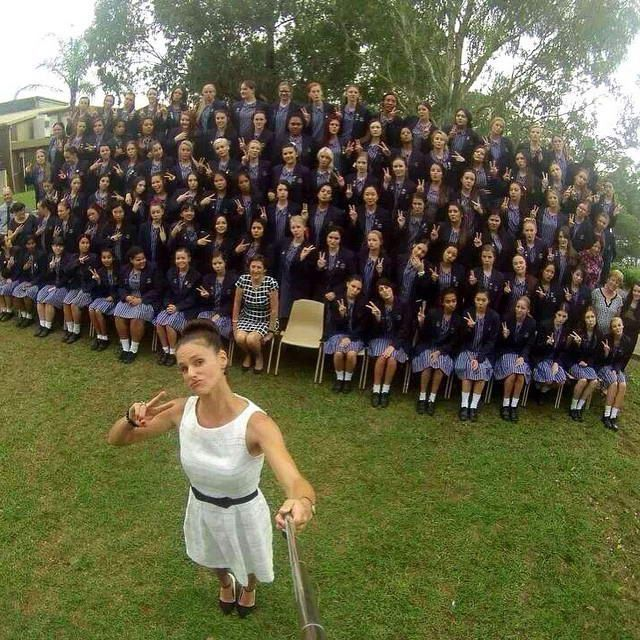 las nuevas fotos de clase