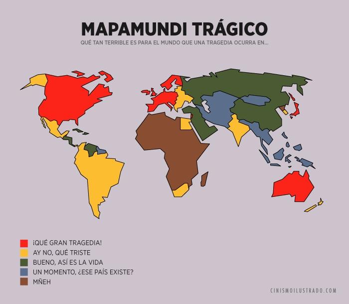 mapamundi tragico