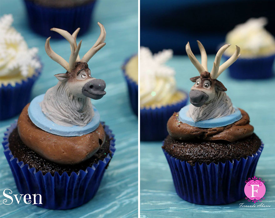 pasteles animacion