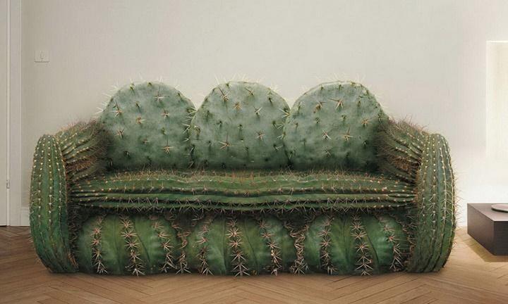 sofa para un enemigo