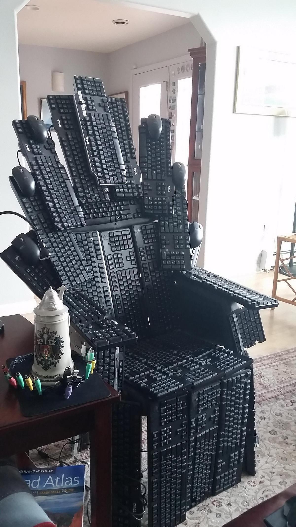 teclado juego de tronos
