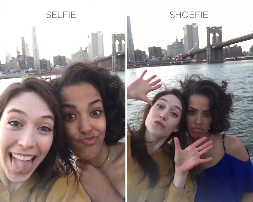 zapato selfies 3