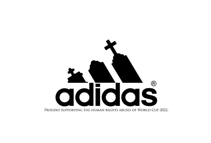 the latest 8e665 332af Logotipos retocados para que los patrocinadores del Mundial de Qatar ...