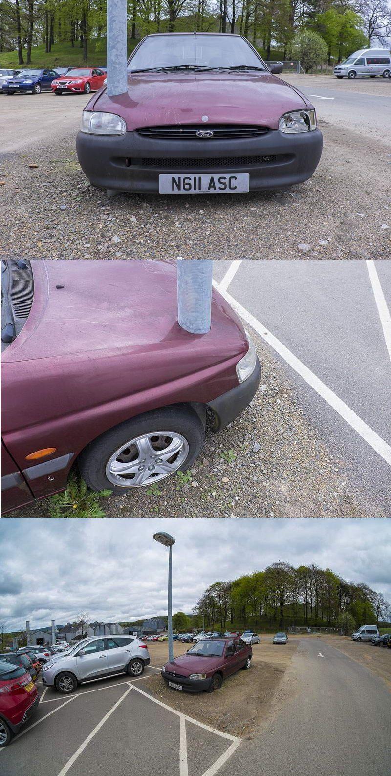 el palo o el coche