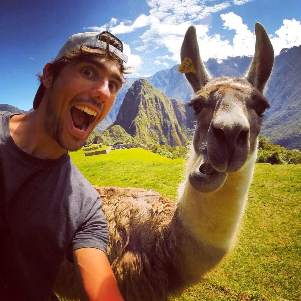 el selfie mas divertido