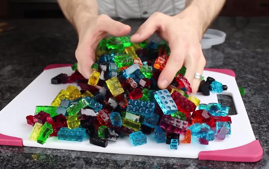 gominolas LEGO 6