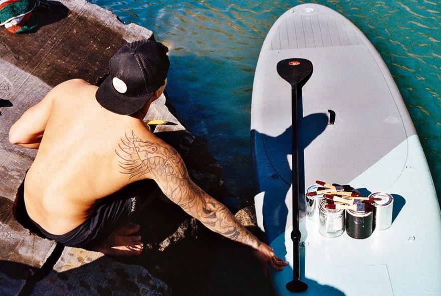 pintor tabla de surf 10