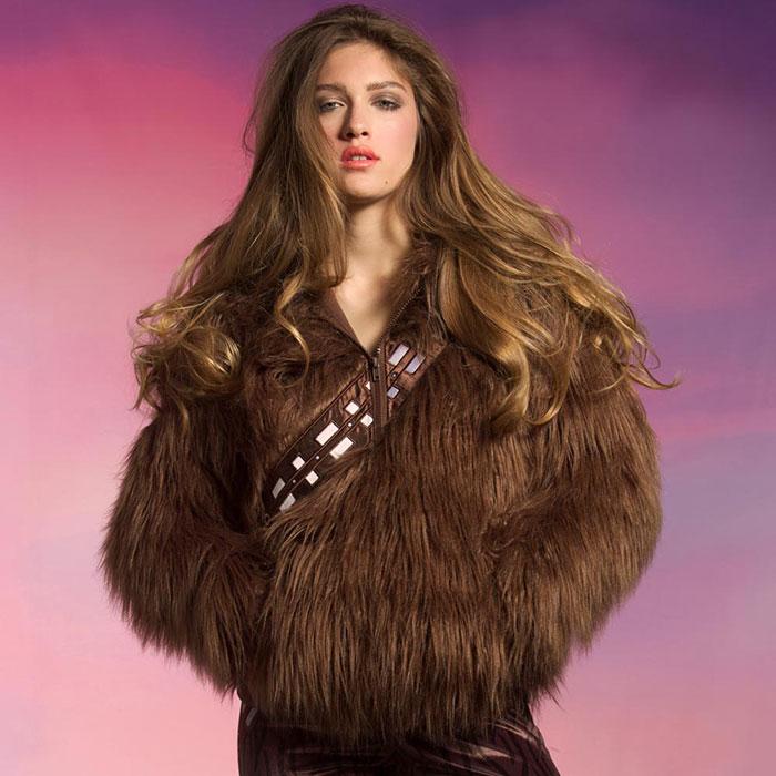 sudadera de Chewbacca 2