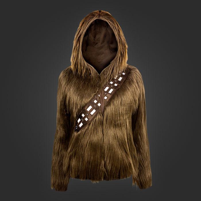 sudadera de Chewbacca