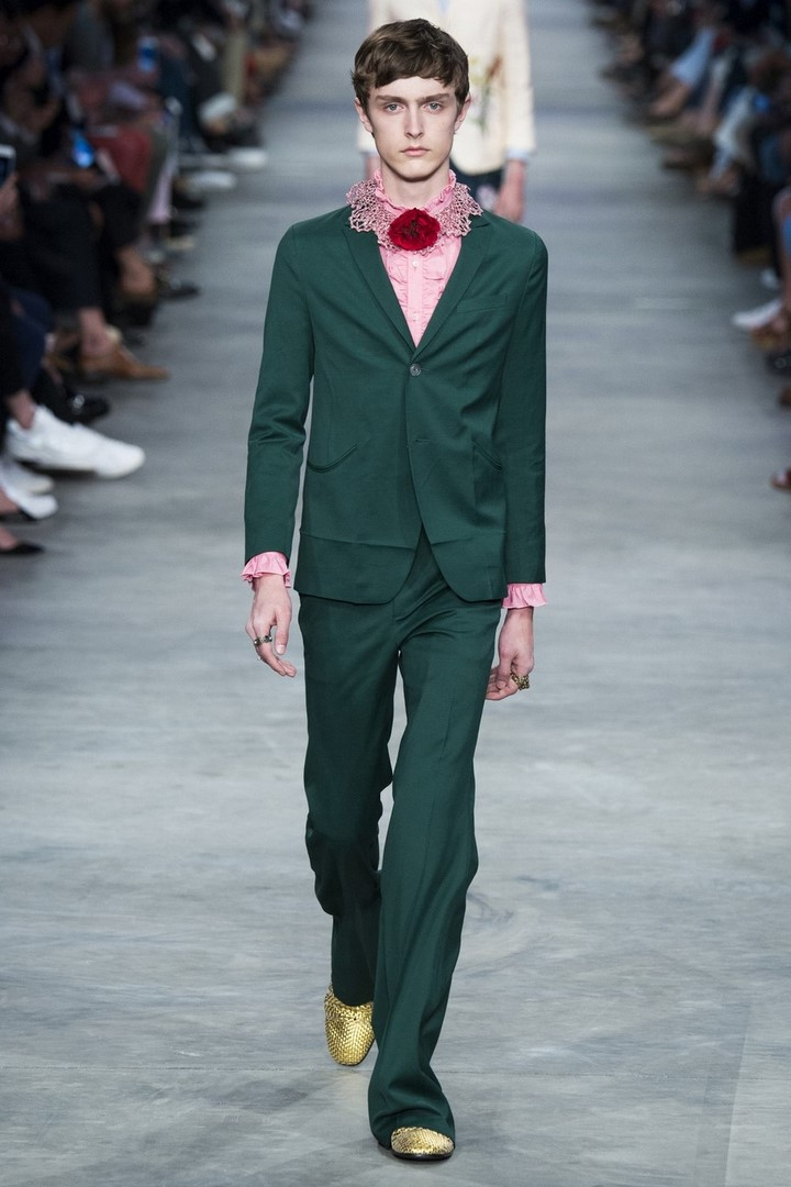 desfile Gucci ridiculo 24