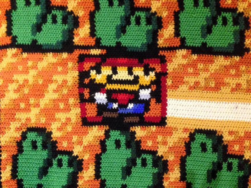 manta Super Mario 3 10