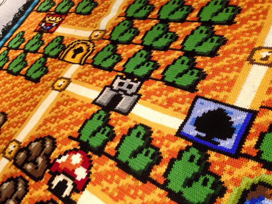manta Super Mario 3 3