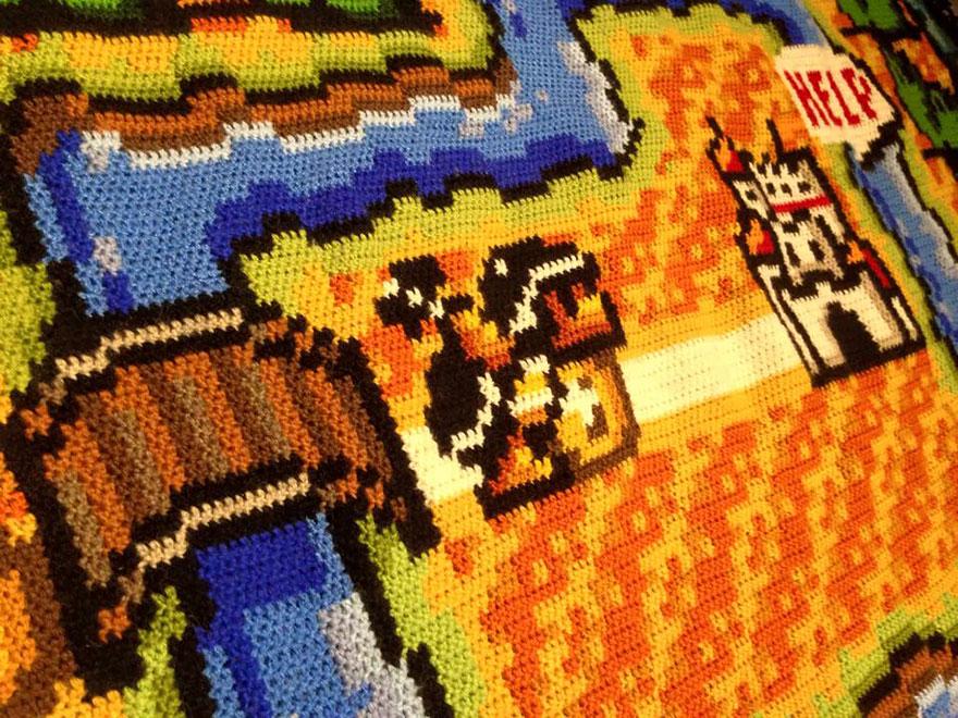 manta Super Mario 3 4
