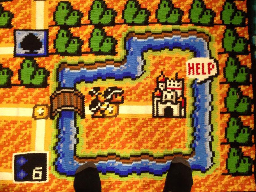 manta Super Mario 3 8