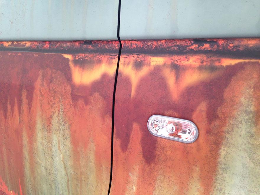 furgoneta camuflada contra los ladrones 8