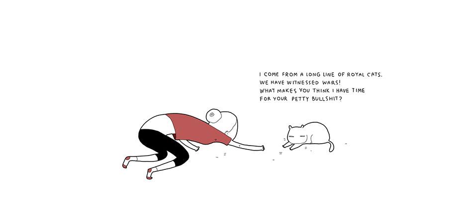 gatos si pudieran hablar 4