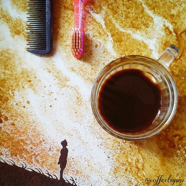 hojas de cafe pintadas 16