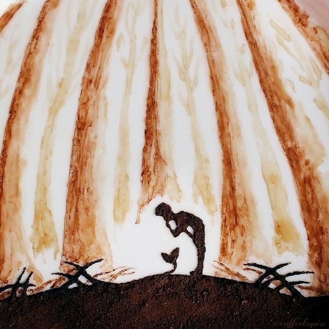 hojas de cafe pintadas 8