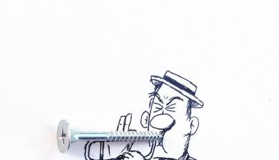 ilustraciones objetos cotidianos 1