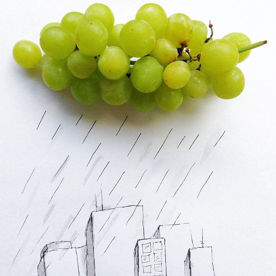 ilustraciones objetos cotidianos 5