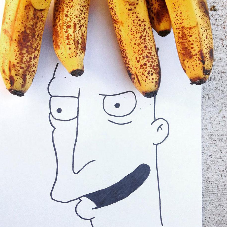 ilustraciones objetos cotidianos 7