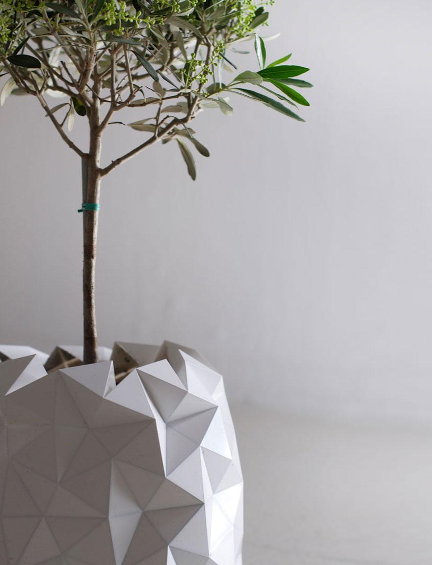 macetas origami 5