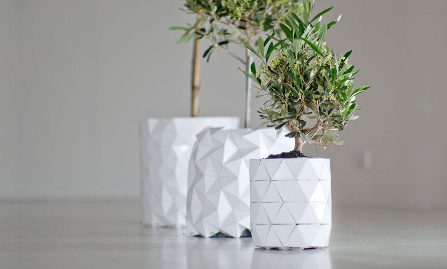 macetas origami 6