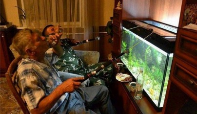 pescando a lo seguro