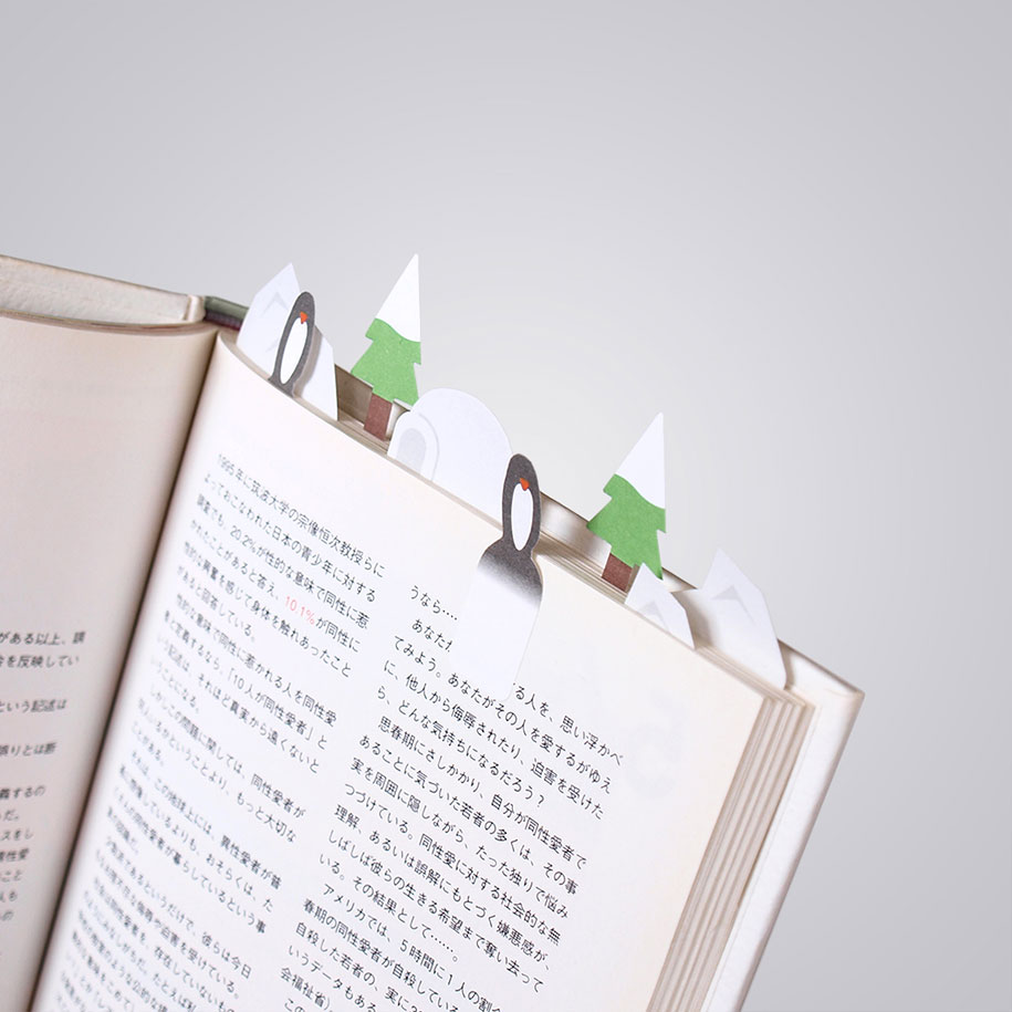 puntos de libro diferentes 12