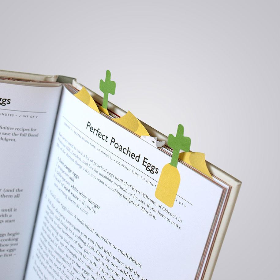 puntos de libro diferentes 9