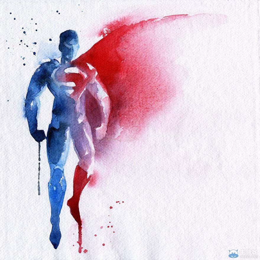 superheroes 9