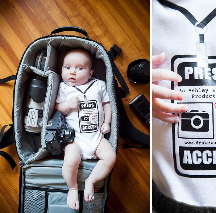 bebes bolsas camara de fotos 12