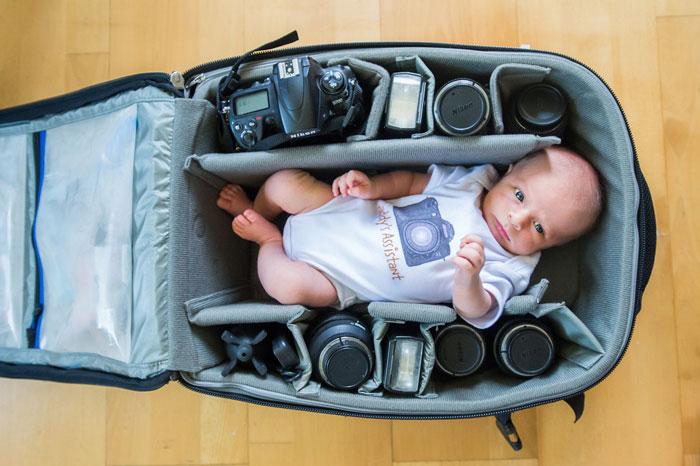 bebes bolsas camara de fotos 8