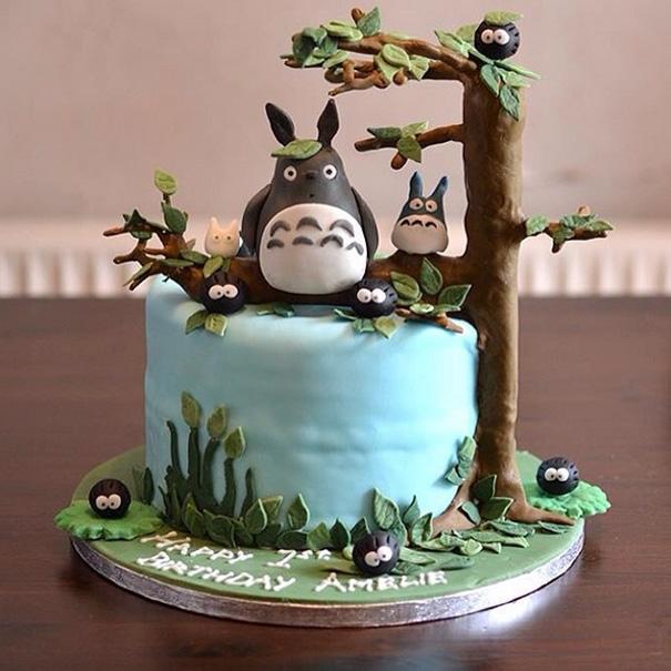 tartas de Totoro 1