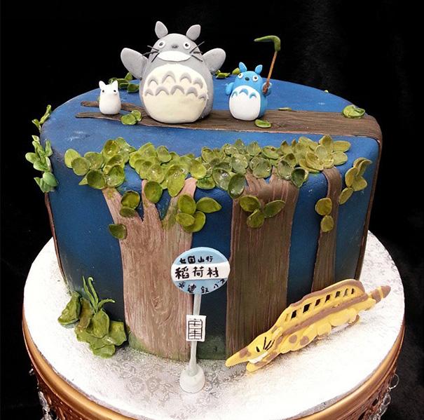 tartas de Totoro 10