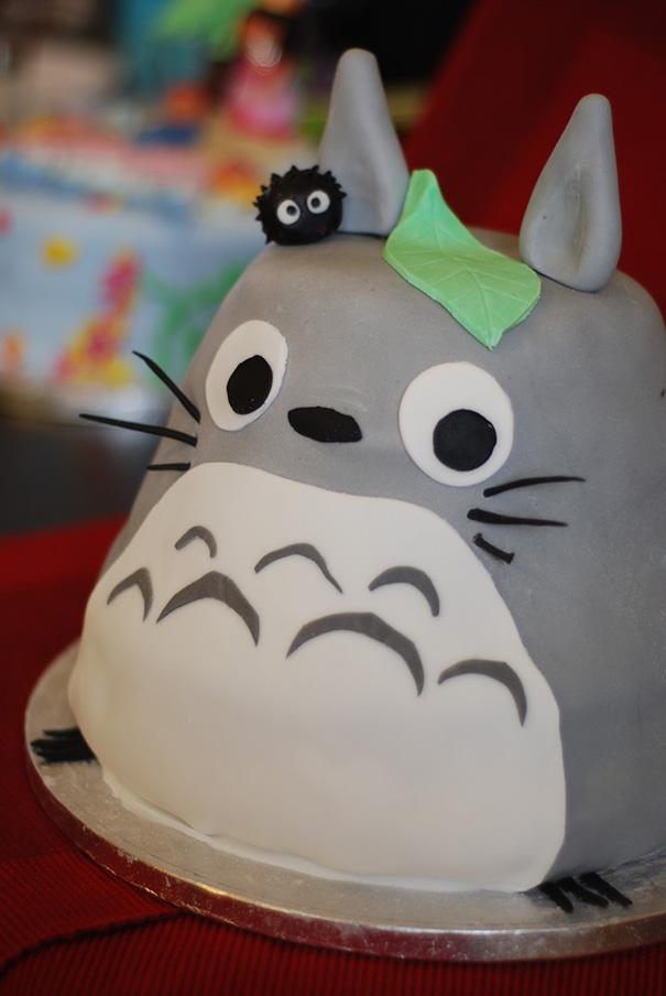 tartas de Totoro 11