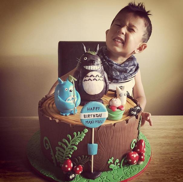 tartas de Totoro 13