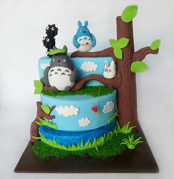 tartas de Totoro 15