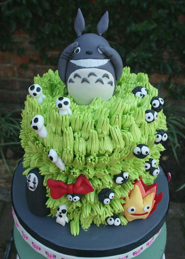 tartas de Totoro 4
