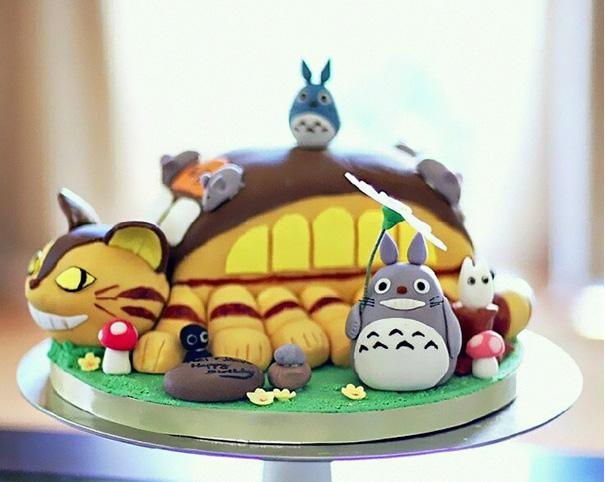 tartas de Totoro 7