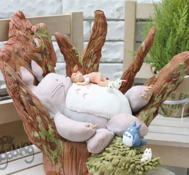 tartas de Totoro 9