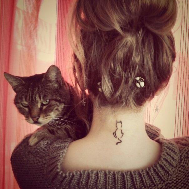 tatuaje gatos 14