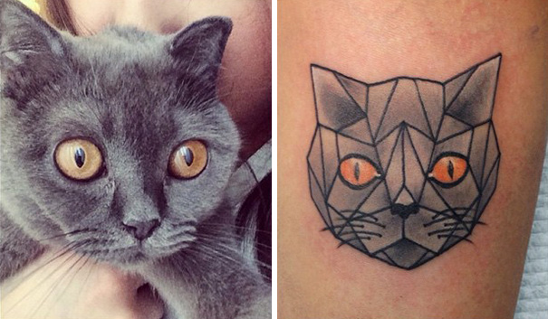 tatuaje gatos 8