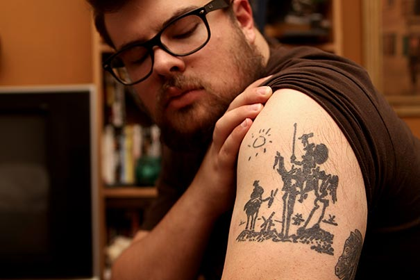 tatuajes a lo Picasso 4
