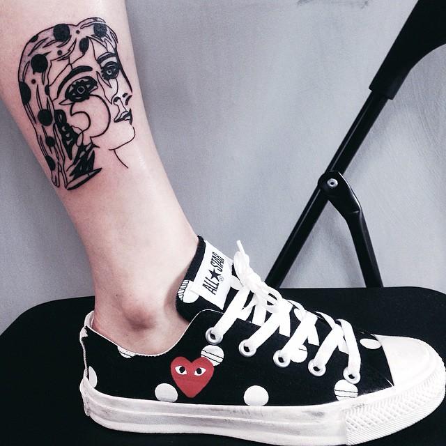 tatuajes a lo Picasso 9