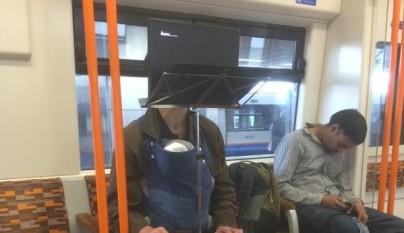 trabajando Metro portada